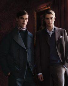 Gieves & Hawkes, maestrii croitoriei de lux www.mauvert.com