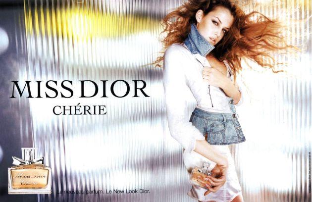 Chérie... Miss Dior Chérie www.mauvert.com