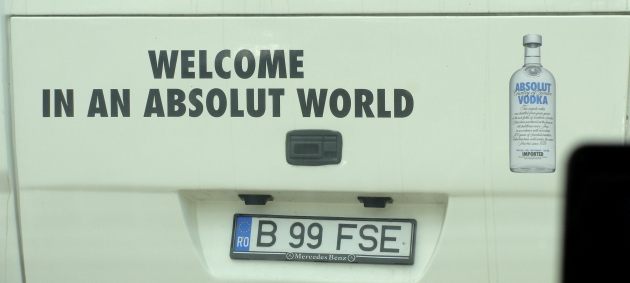 autocar ABSOLUT WORLD