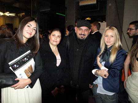 mauVErt, Adina Necula, Alin Galatescu, Iris Serban