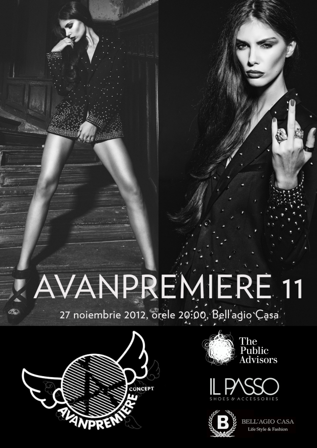 avanpremiere, alin galatescu, mauvert, fashion event