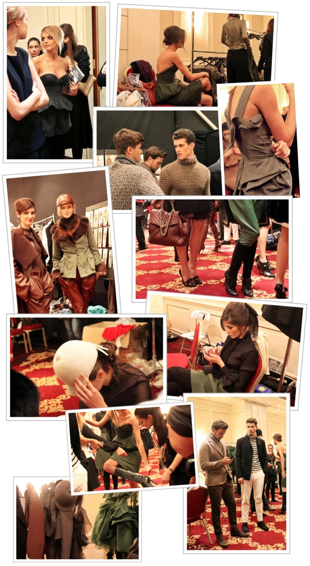 Ermanno Scervino, designer, italian designer, Scervino, fashion bloggers, fashion blog, backstage, fashion backstage
