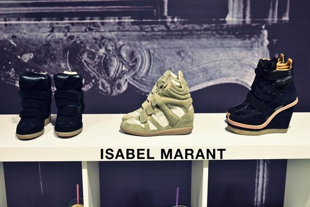 Isabel Marant, marant sneakers, sneakers, marant boutique
