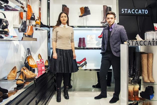 mauvert, ioana voicu, claudiu enescu, staccato, shoes boutique, ground zero