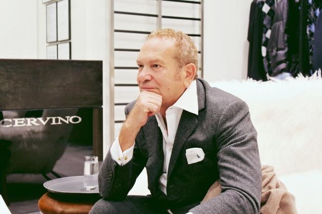 Ermanno Scervino, designer, italian designer, Scervino