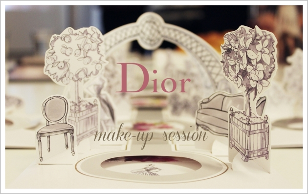 Christian Dior, Dior, Dior cosmetics, make-up