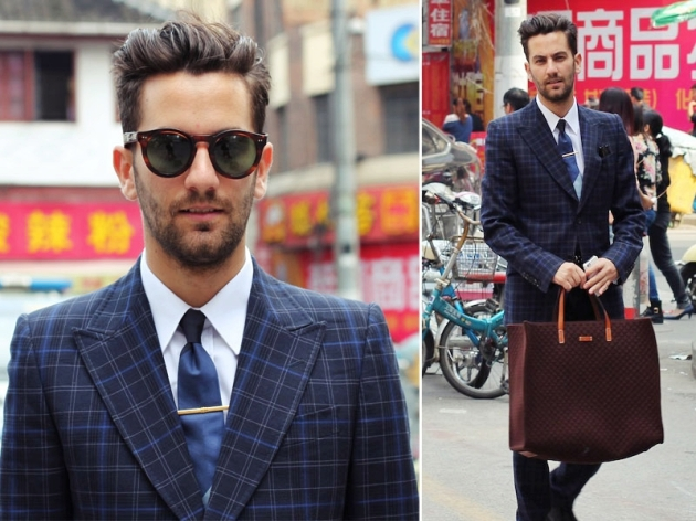Matthew Zorpas, Shanghai, fashion blogger, style blogger, style icon, the gentleman blogger