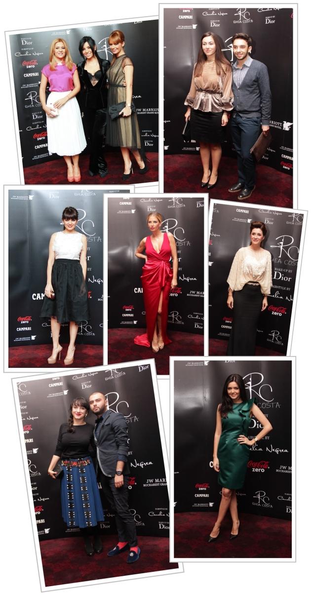 Rhea Costa, fashion show, fashion event, amalia enache, mauvert, corina caragea, malvina cervenschi, andreea banica