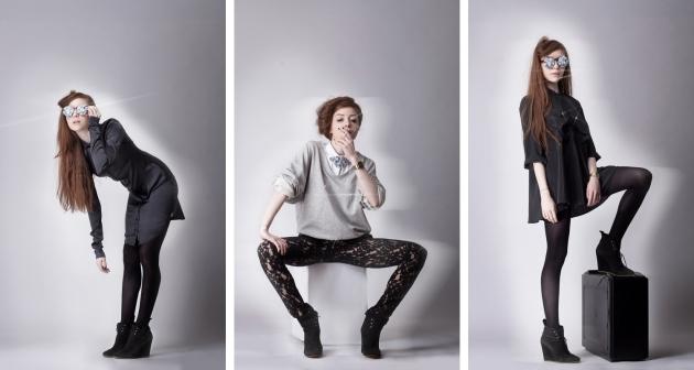 toi, 109, diamond, cool print, minimal fashion