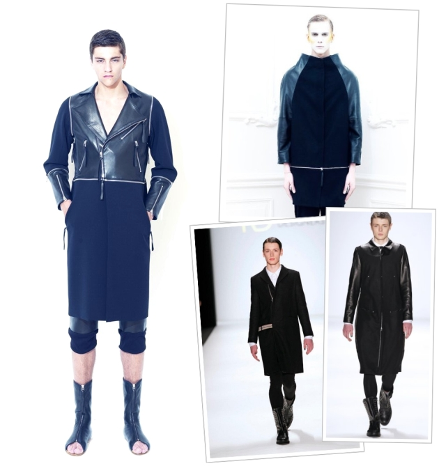 mihai dan zarug, cool coat twenty(2)too, peroni, collaborazioni, inverno 2012
