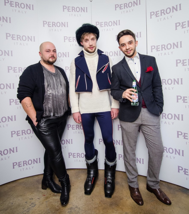 Mihai Dan Zarug, Claudiu Enescu, peroni, collaborazioni, twenty(2)too, mauvert, colaborare, after-ski