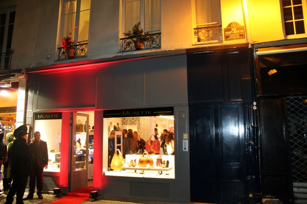 Musette store Paris