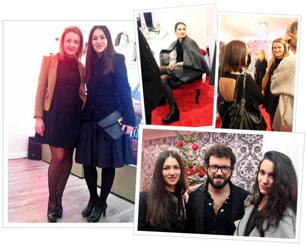 Musette store, Paris, guests, musette paris, elegant shoes
