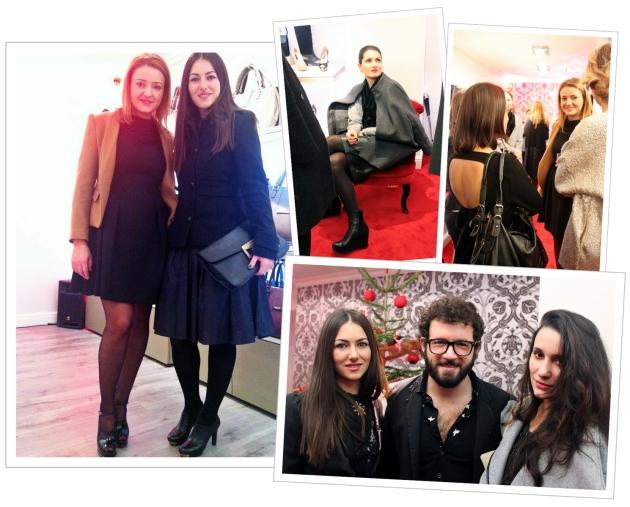 Musette store, Paris, guests, musette paris, elegant shoes