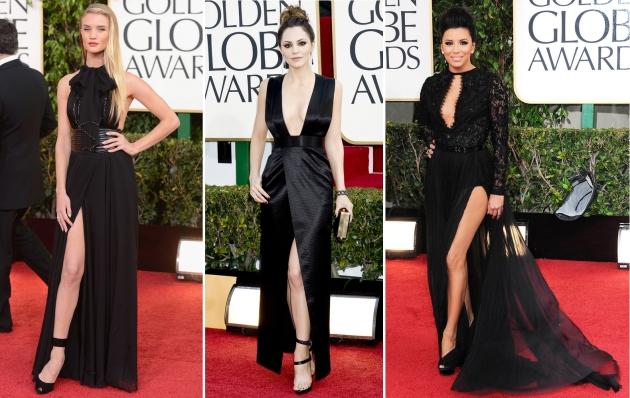 golden globe 2013, globurile de aur 2013, mauvert, covor rosu, top vedete, red carpet, Rosie Huntington-Whiteley, Katharine McPhee, Eva Longoria