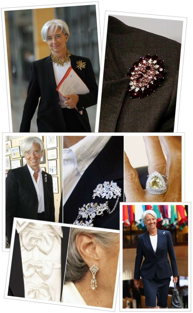 CHRISTINE LAGARDE, fmi, fmi woman, powerfull women, femei puternice, fashion, stil, style, mauvert, power fashion