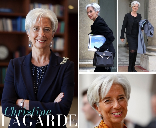 CHRISTINE LAGARDE, fmi, fmi woman, powerfull women, femei puternice, fashion, stil, style, mauvert, power fashion
