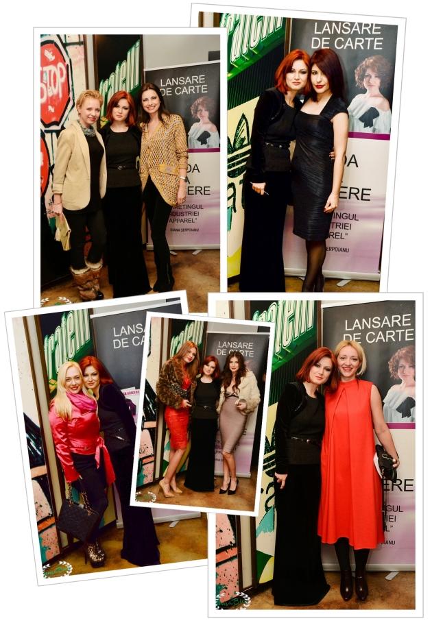 Kinga Varga, Diana Serpoianu, MODA CA AFACERE, MAUVERT, Livia Dila, Adina Necula, Dana Paun, Giulia Nahmany
