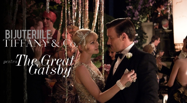 Carey Mulligan, TIFFANY & Co, tiffany, bijuterii tiffany, the great gatsby, baz lhurman, mauvert, bijuterii scumpe, diamante tiffany