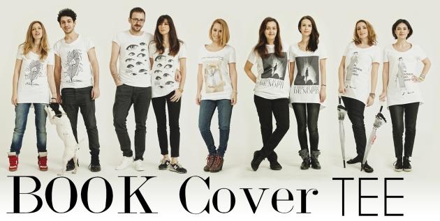 book cover tee, noemi revnic, andreea esca, the one, andreea macri, lil Bulgac, andrei iovu, harper's bazaar, vicky nicola, mauvert