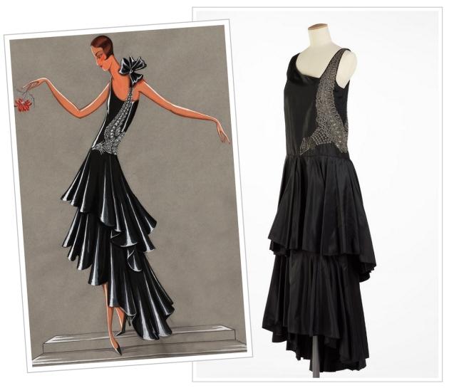 PARIS Haute Couture, mauvert, exposition, fashion expozition, moda, haute couture, paris, expozitie de moda, lanvin