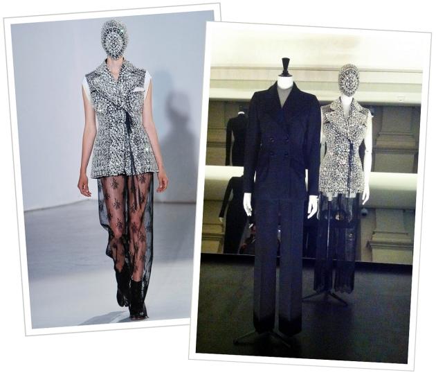 PARIS Haute Couture, mauvert, exposition, fashion expozition, moda, haute couture, paris, expozitie de moda, margiela, maison martin margiela, margiela artisanal, margiela haute couture
