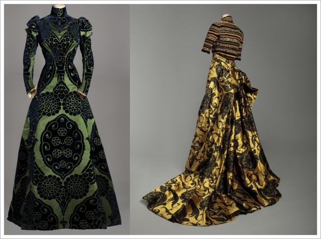 PARIS Haute Couture, mauvert, exposition, fashion expozition, moda, haute couture, paris, expozitie de moda, worth, christian lacroix