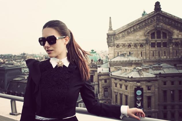ochelari de soare, sunglasses, sunglass curator, the row, ochelari, prada, mauvert, Paris, Garnier