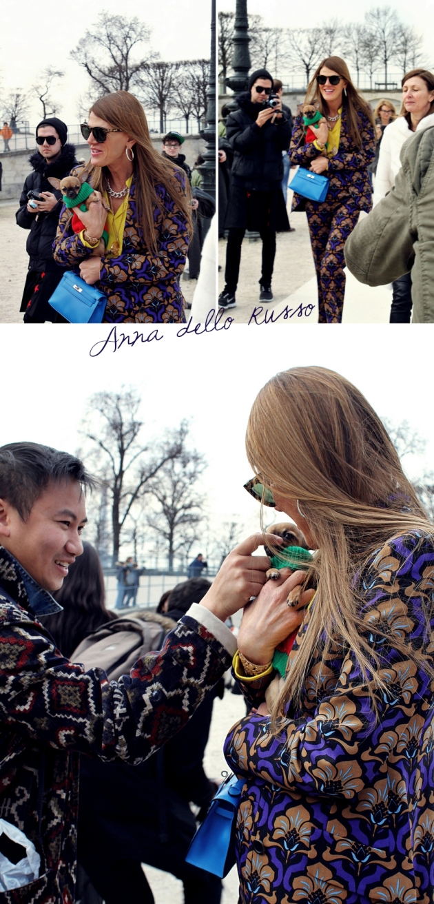 anna dello russo, Tommy Ton, mauvert, paris, paris fashion week, isabel marant, place vendome, street style