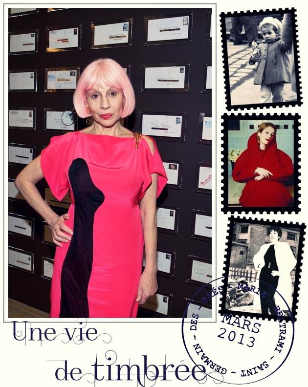 Marie Beltrami Une vie de timbree