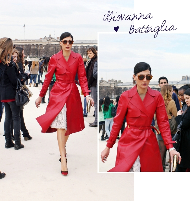 giovanna bataglia, vogue italia, mauvert, paris, paris fashion week, valentino, tuilleries, street style