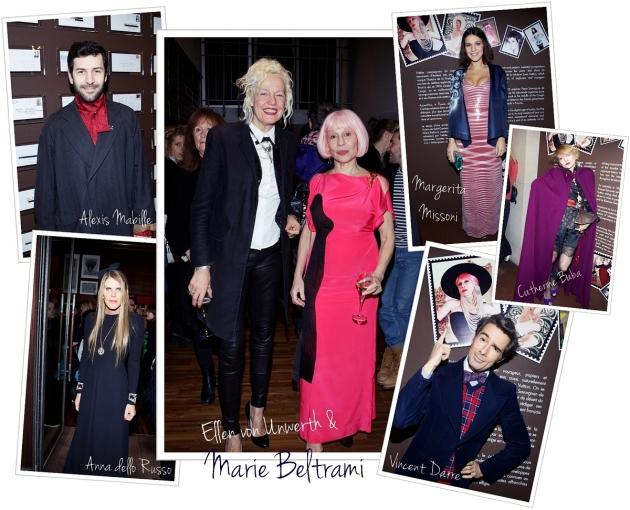 Pano expo Une Vie de Timbree Marie Beltrami Louis Vuitton