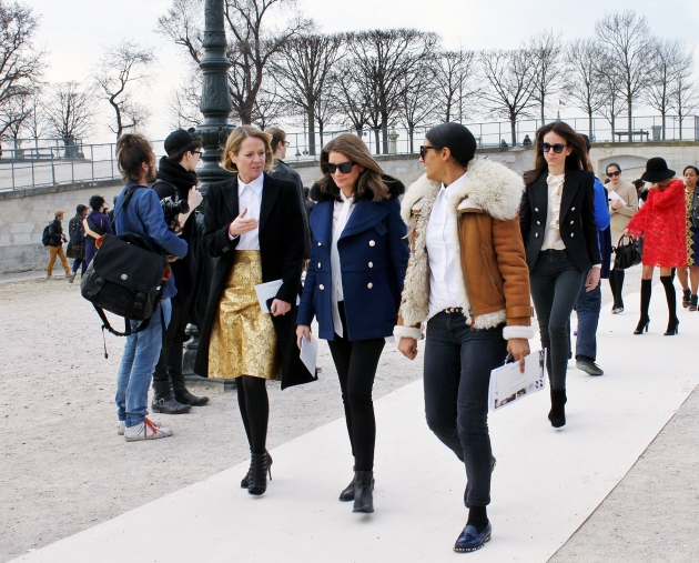 mauvert, paris, paris fashion week, valentino, tuilleries, street style