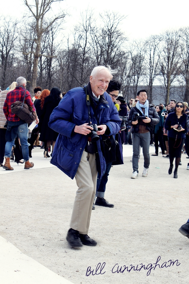 Bill Cunninghan, mauvert, paris, paris fashion week, isabel marant, place vendome, street style