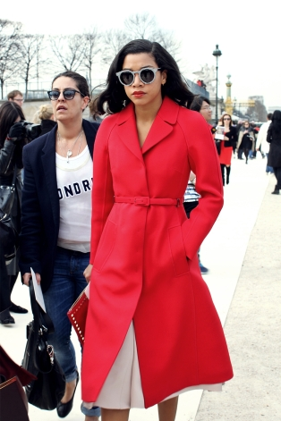 mauvert, paris, paris fashion week, isabel marant, place vendome, street style