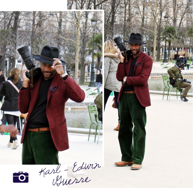 karl-edwin guerre, mauvert, paris, paris fashion week, valentino, tuilleries, street style