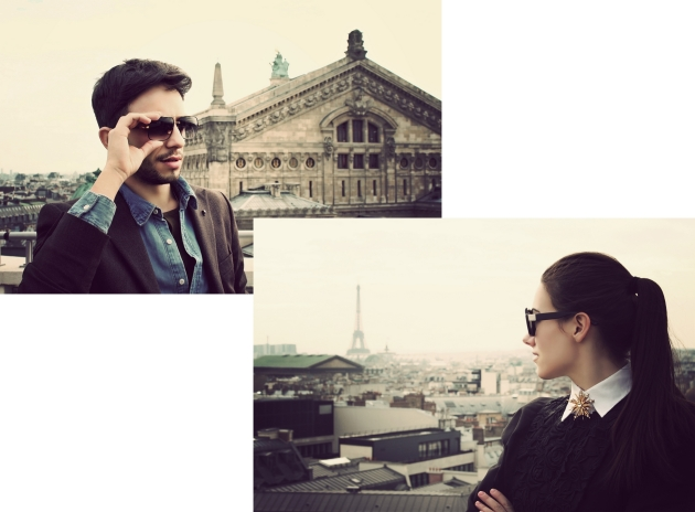 ochelari de soare, sunglasses, sunglass curator, dita, ochelari, mauvert, Paris, tour eiffel, eiffel tower, the row, prada, opera garnier, denim,