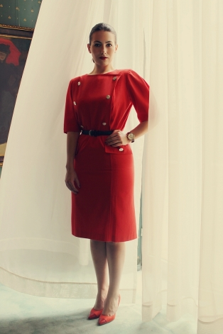 Air France, Elegance in the sky, uniforme, uniforme stewardese, uniforme vintage, armark, mauvert, nina ricci, ioana voicu