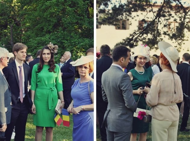 palatul elisabeta, familia regala, casa regala, 10 mai, garden party, palarii, ziua regelui, mauvert, kristina dragomir, aurora martin