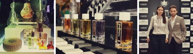 Caron, caron la selection, mauvert, beautik, parfumerie, parfum de nisa, parfumerie beautik, beautik bucuresti,