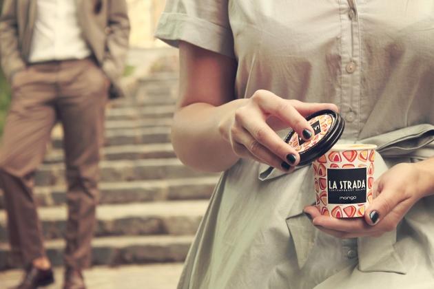 la stada, gelato, ice cream, italia, la dolce vita, mauvert, a roman holiday