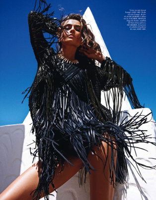 Andreea Diaconu by Mario Sorrenti - VOGUE Paris june 2013 (2).