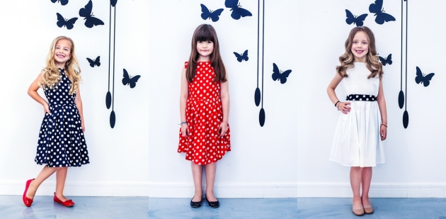 andreea raicu, designers for kids, haine copii, rochite copii, colectie andreea raicu