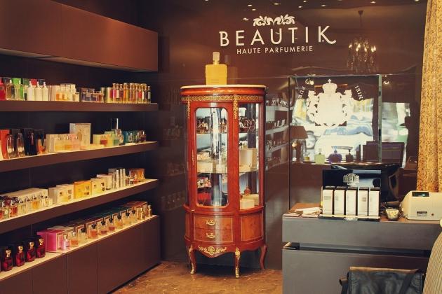 Beautik, Beautik haute parfumerie, parfumuri de lux, parfumuri, parfumerie bucuresti, mauvert, caron, diptyque