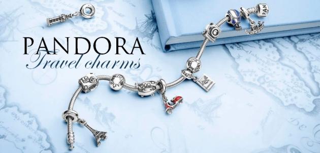 Pandora, Pandora charms, pandora travel, bratari pandora, talisman, vacanta 2013, oferte litoral 2013, mauvert, pandora bracellet