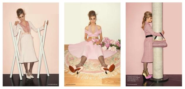 Surpriza sezonului: roz si usor de purtat www.mauvert.com