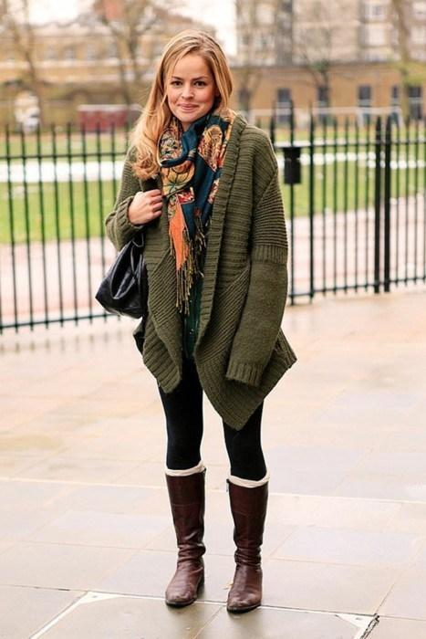 Autumn 2012 Street Style Fashion Looks 7 Mauvert