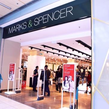 Magia Sarbatorilor via Marks & Spencer www.mauvert.com