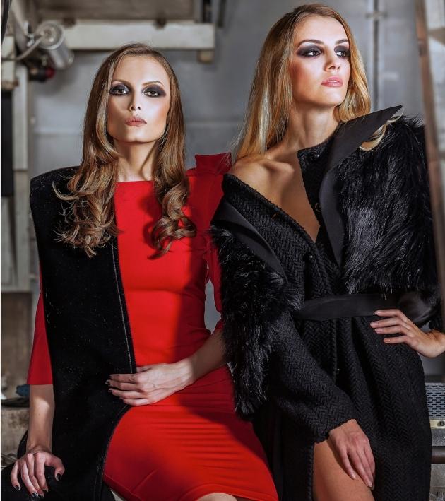 Ana Maria Cornea, inapoi la designul vestimentar www.mauvert.com