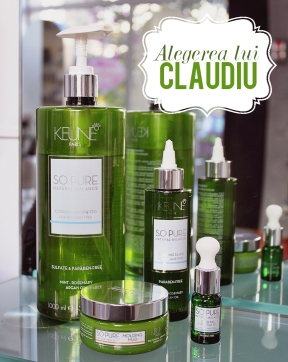 Keune So Pure Hair Spa